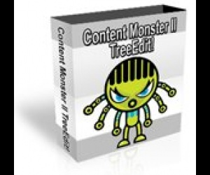 Content Monster II TreeEdit