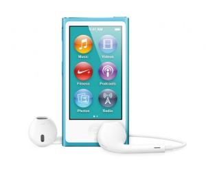 iPod nano 7 обзор