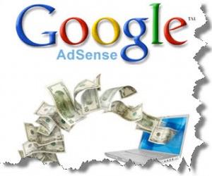сайт для заработка на контекстной рекламе Google Adsense